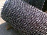 矿用轧花编织网