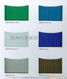 徐州厂家直销4-16mm多层阳光板防紫外线PC阳光板台创品牌