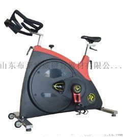 布莱特威XB08二代;商用立式动感单车健身车
