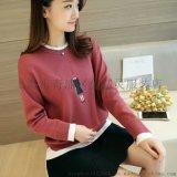 韩版时尚针织毛衣,针织衫