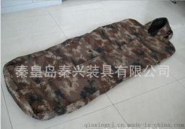 廠家直銷迷彩戶外大衣式睡袋 各種睡袋定制加工