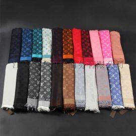 L家140.140方巾明星同款歐美大牌圍巾