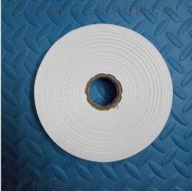 双面全消光条码打印缎带 织唛 印唛 布标 洗水唛  尼龙胶带 聚酯