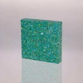 成都预制水磨石彩色地面砖水磨石地板