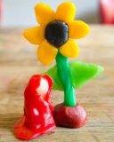 兒童玩具蠟