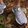 户外运动鞋懒人鞋带扣快速旋转鞋带