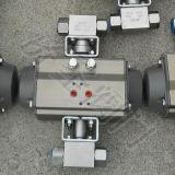 气动液压球阀 (GQ61F-25P)