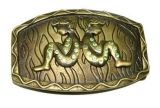 【钢模压铸】锌合金皮带扣, 东莞纽扣