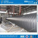 【亿塑】大口径PE中空壁缠绕管材生产线SJ