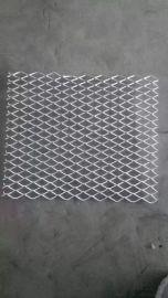 耐高温不生锈散热器透水透气采暖隔离网小钢板网不锈钢菱形网
