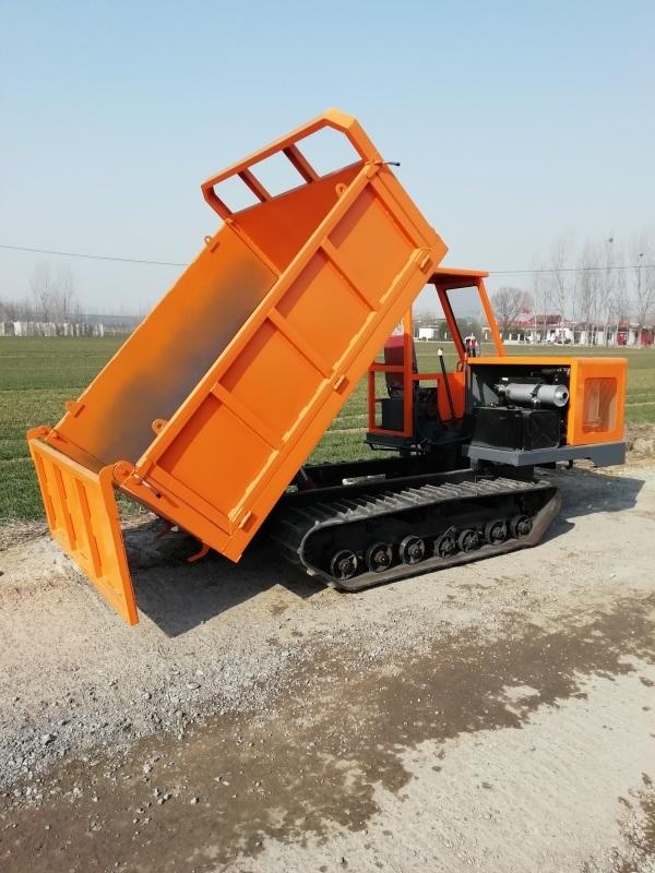 履带式爬坡王运输车 小型履带山地运输车图片