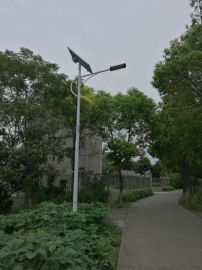 30W锂电太阳能路灯