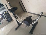 厂家直销商用卷腹机健身机美腰机有氧健身器材