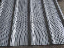 推荐兴博丝网彩钢压型吸音板 彩钢微孔板装饰板厂