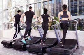 商用健身器材履帶式無電跑步機商用跑步機容易出現哪些故障艾格倫健身器材