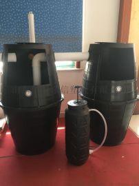 潍坊生产双瓮漏斗化粪池厂家