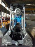 DBZ400不锈钢抓斗0.56立方轻型,酒厂抓斗,垃圾抓斗