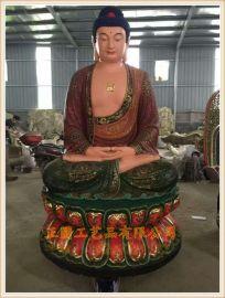 供应zy22西方三圣铜佛像 铜铸造雕刻西方三圣厂家