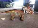 恐龙跑跑车制作  采购恐龙游乐车