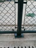 4米高篮球场围网田径场围栏勾花网喷塑围网