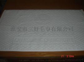 32線純棉吸水鳳梨紋地巾