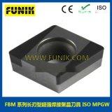 CBN焊接刀具 长刀刃加工齿轮内孔、端面 立方氮化硼刀具