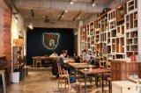 咖啡厅装修设计 | 济南餐厅餐饮店装修设计