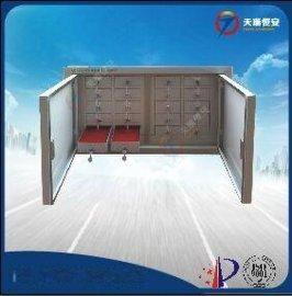 北京天瑞恒安20格手机信号屏蔽柜TRH-20可放7寸手机