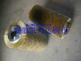 生产木地板拉丝机钢刷,木地板抛光机钢刷滚