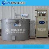 隆华节能熔铝压铸电炉达摩熔铝炉力劲伊之密铝台东洋压铸周边设备