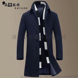济宁品择定制大衣风衣工艺细致质量优秀