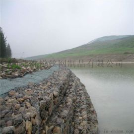 供应耐腐蚀石笼网热镀锌钢钢丝防汛六角铁丝网