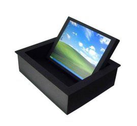 会议室显示隐藏设备,液晶屏翻转器