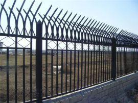 锌钢护栏 铁艺围栏 围墙护栏 小区护栏 锌钢围栏