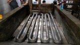 燃气浸管式屠宰场汤池加热设备