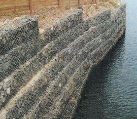 高爾凡石籠網,高爾凡石籠