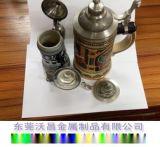 東莞廠家專業壓鑄鋅合金產品,復古啤酒杯蓋