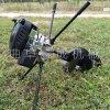 志成直銷螺旋式土地打孔機汽油大功率植樹挖坑機