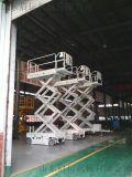 启运  厂家直销移动剪叉式升降机 液压升降平台 登车桥 导轨式货梯