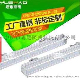 【粵耀】線條燈鋁材 led迷你貼片洗牆燈