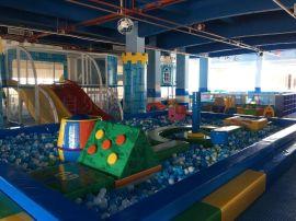貴陽兒童樂園淘氣堡加盟廠家直銷海洋球池淘氣堡