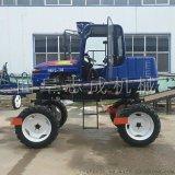 供应水旱自走式喷杆喷雾机农用柴油四驱施肥打药一体机