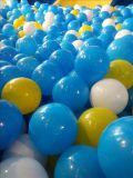 新都8公分加厚彩色儿童海洋球谁用谁知道