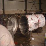 供应强大牌高温高压双层不锈钢杀菌锅
