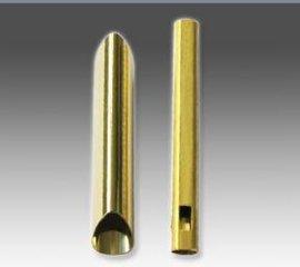 厂家直销,异型金属笔,用铜管