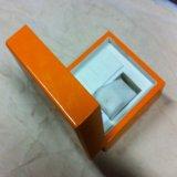 东莞厂家直销 定做木盒 单个高档木质木纹圆木钟表手表包装盒