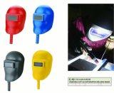 全新PP料 手持式连体电焊面罩