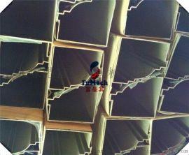 電泳復合膜別墅花園豪華門系列鋁型材