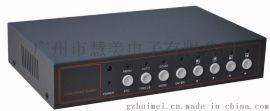 尼科NK-2906CQ工业彩色六画面分割器
