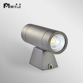 創意鋁材LED壁燈酒店牀頭燈新款戶外防水壁燈樓梯走廊過道燈